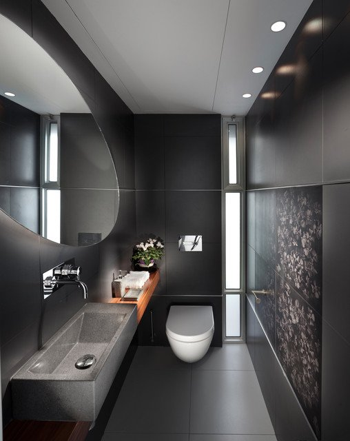 Amazing Minimalist Modern Bathroom Design