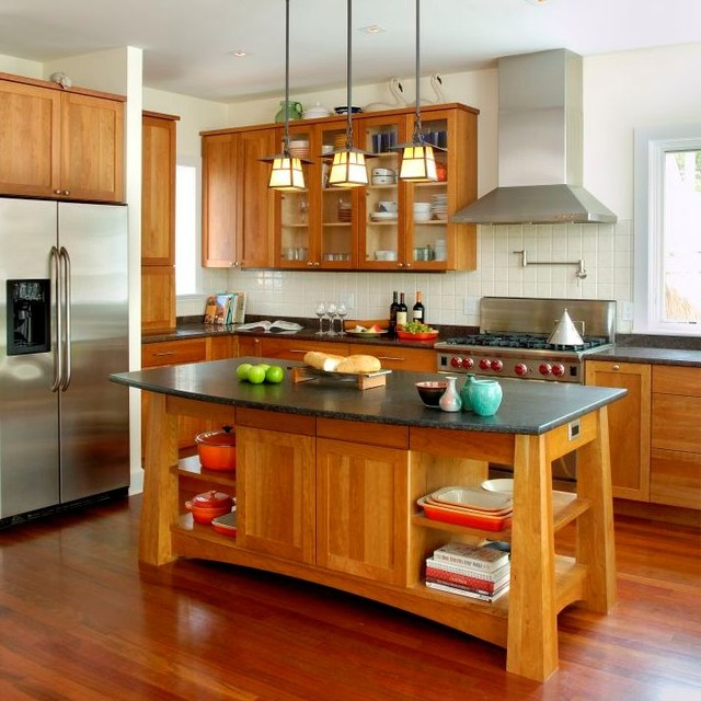 Beautiful Craftsman Kitchen Design
