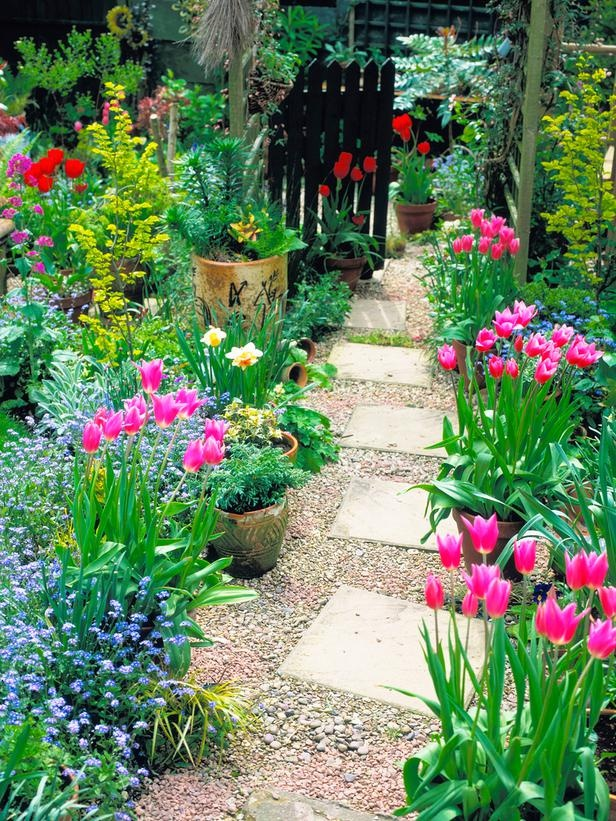 Beautiful Garden Pathway Ideas