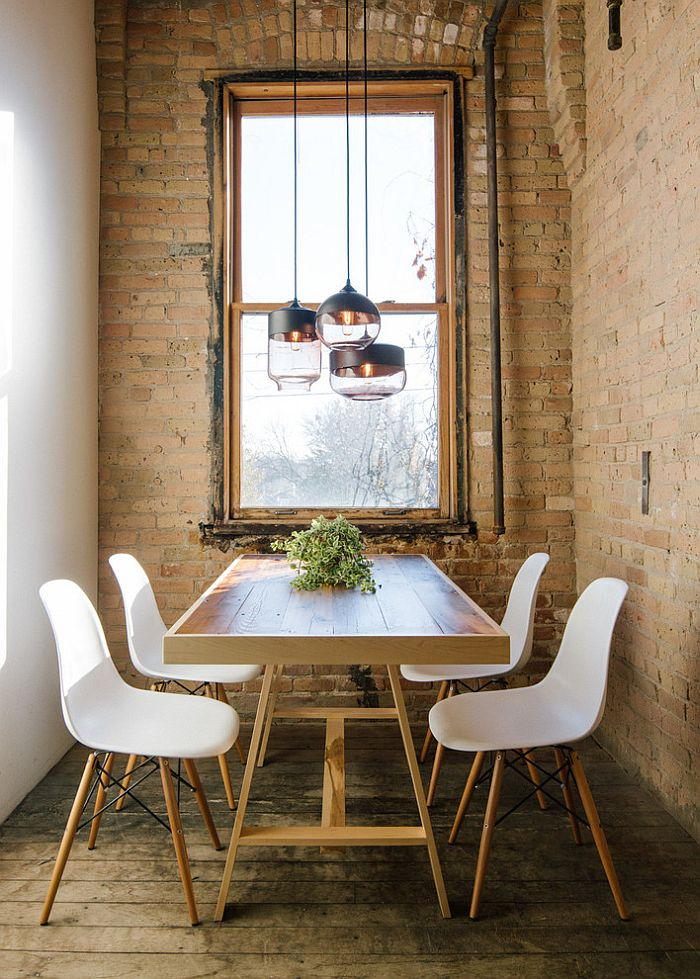 Best Industrial Dining Room Design