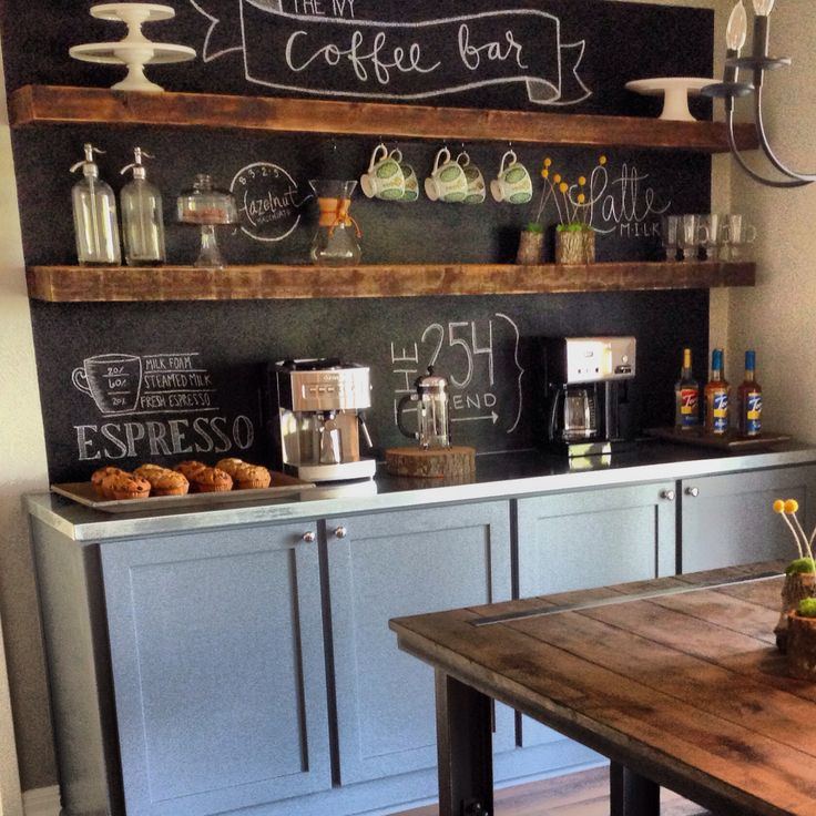 Cool Home Coffee Bars