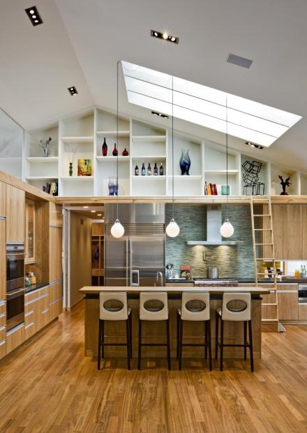 Coolest Kitchen Ceiling Design