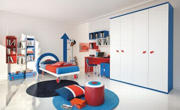 Modern-childrens-bedroom-with-ample-space