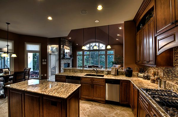 Nice Traditional Kitchen Design