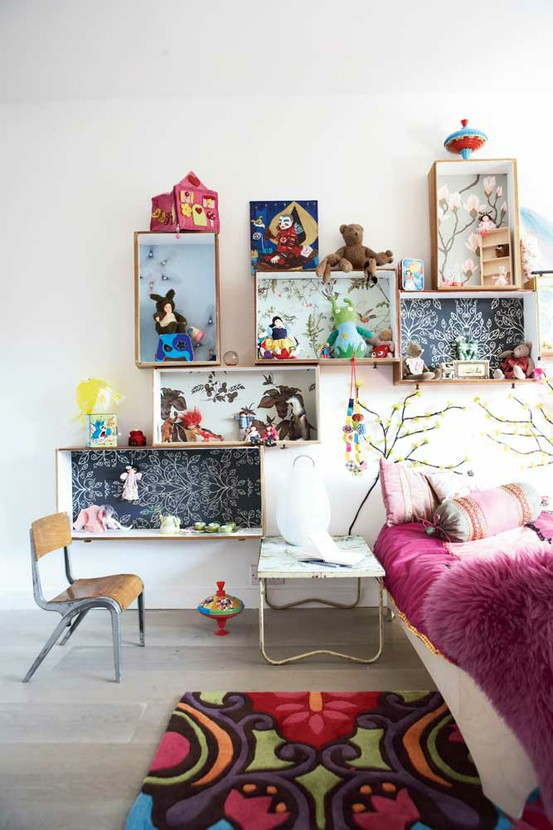 Scandinavian-design-for-childrens-rooms