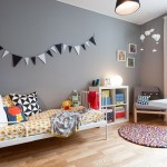 Amazing Scandinavian Kids Room Designs