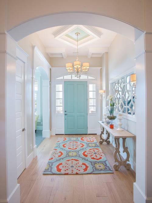 Transitional Entry Design
