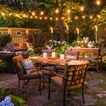Creative And Unique Outdoor Dining Ideas