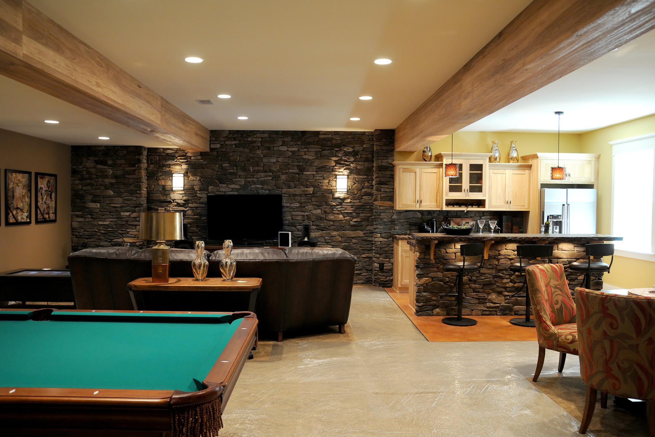 Beautiful Ways To Remodeling Basements - Interior Vogue on Remodeling Ideas  id=49141