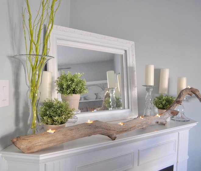 diy-driftwood-decor-ideas-candle-holder-branch-fireplace-mantel