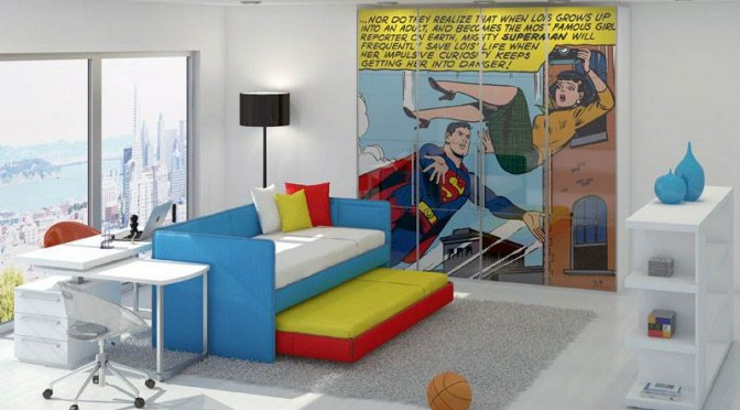 Trendy And Modern Kids Room Designs