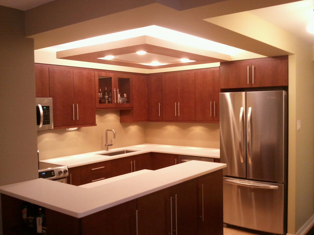 modern-kitchen-ceiling-designs