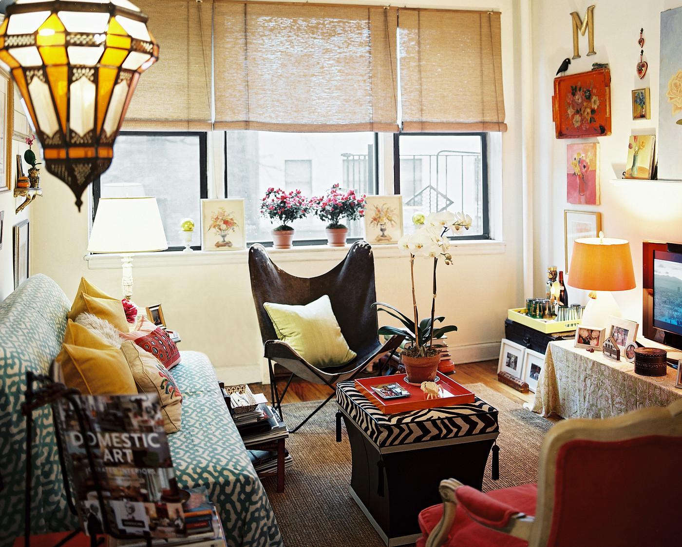 Classy Bohemian Living Room Designs