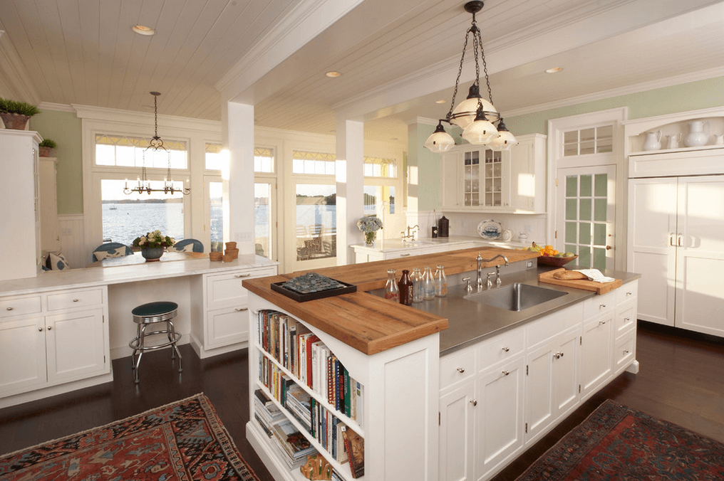 amazing large kitchen island designs | Most Amazing And Beautiful Kitchen Island Designs ...
