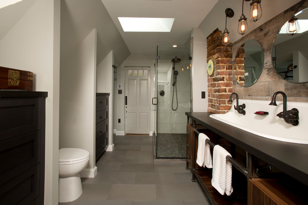 Master-Suite-Industrial-Bathroom-Design