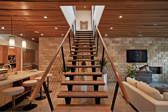 Modern Asian Staircase Designs