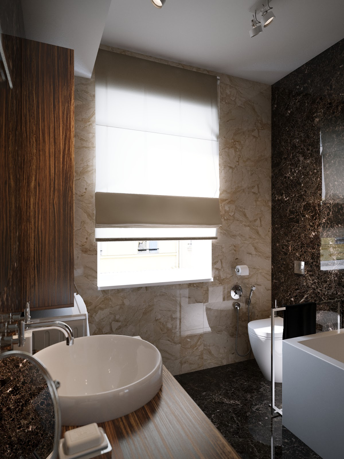 Modern-bathroom-design-scheme