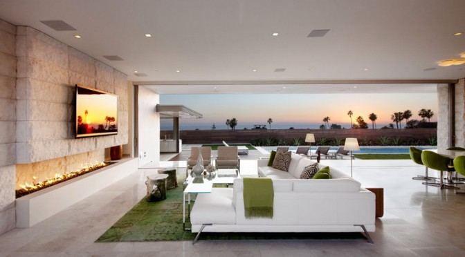 Awesome Indoor Outdoor Living Spaces For Home