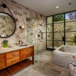 Lavish And Rich Mediterranean Bathroom Designs