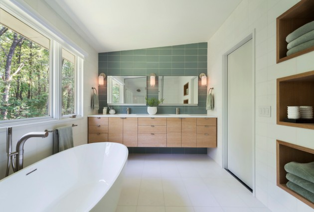 Stylish-Mid-Century-Modern-Bathroom-Designs