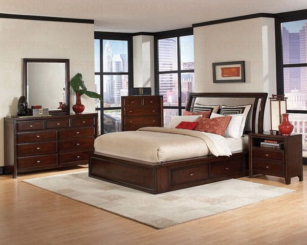 Stylish-Traditional-Bedroom-Furniture-Set-Interior-Design-Ideas