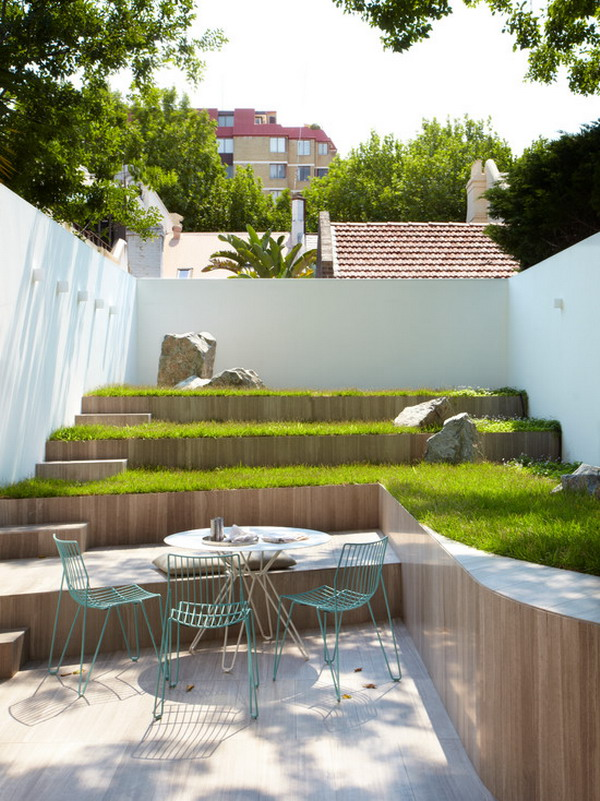 Superb Contemporary Outdoor Design Ideas