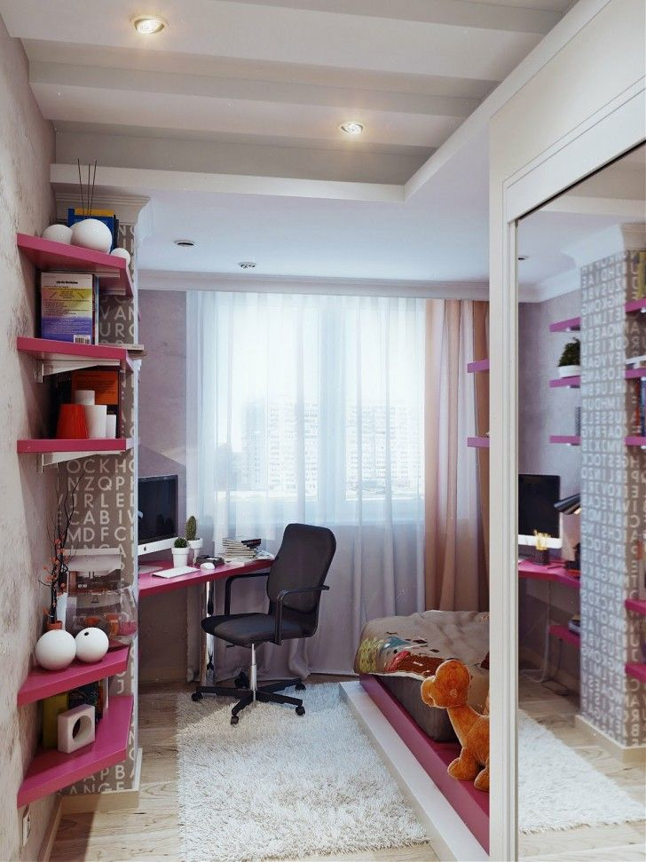 Beautiful Teenager Bedroom Design