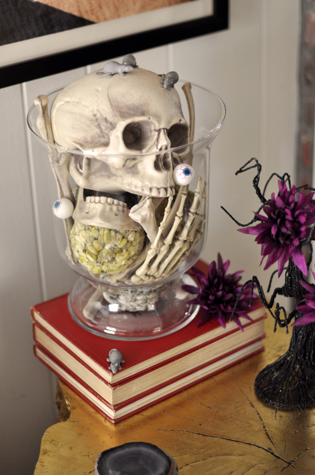 Cheap Halloween Decorating Ideas