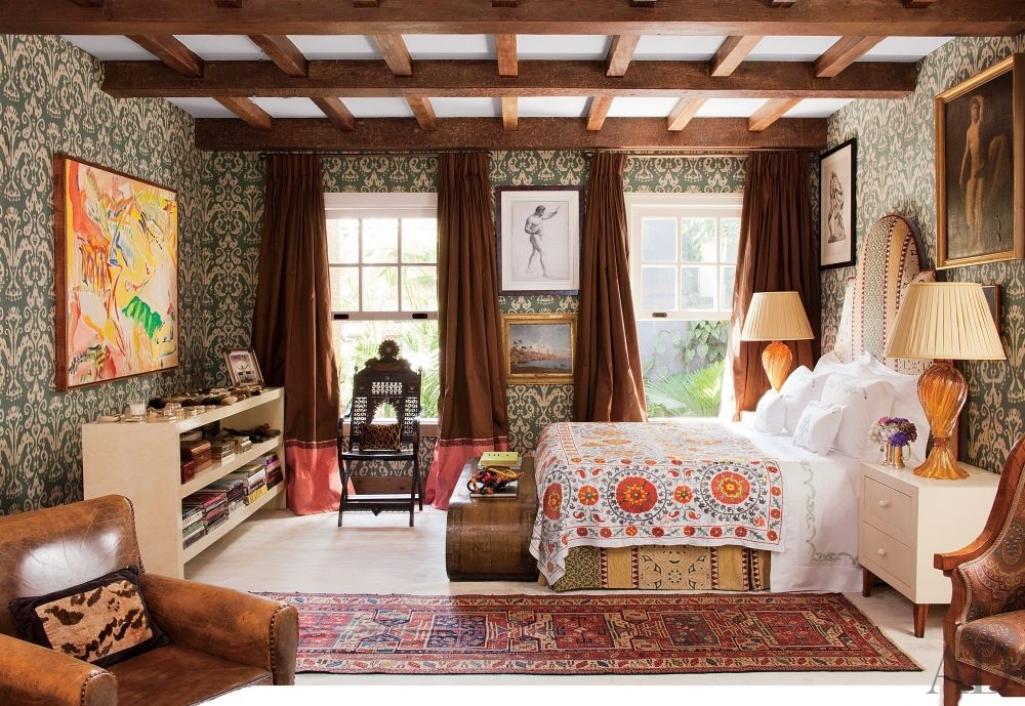 Grogeous-Boho-Chic-Bedroom