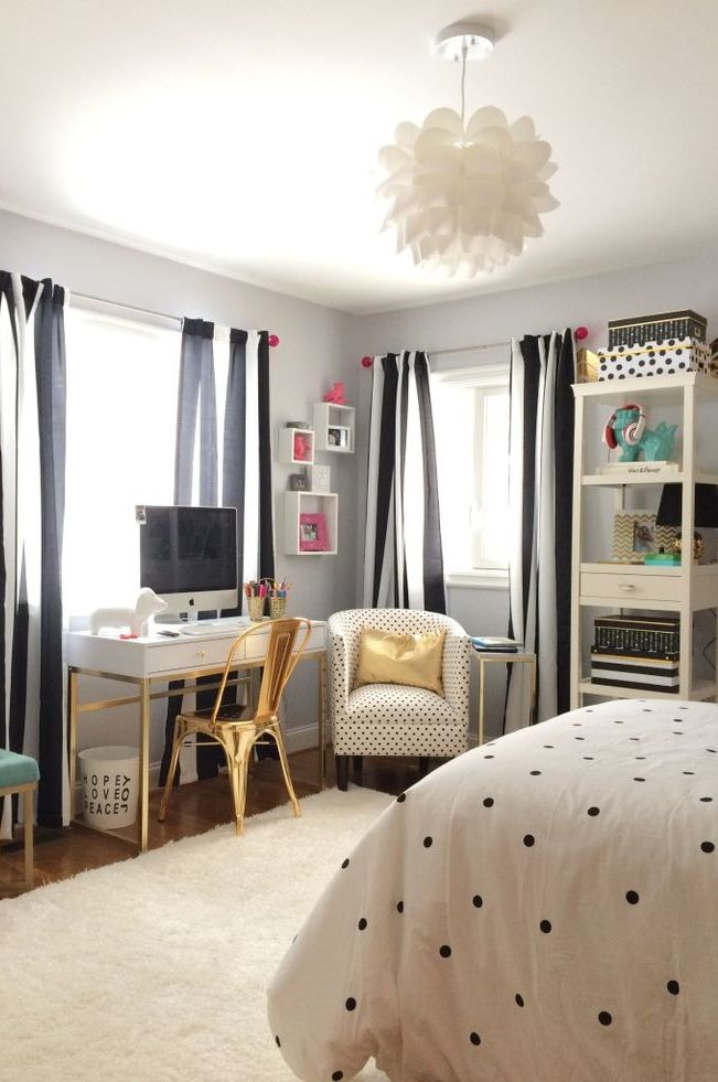 Teen Girl Bedroom Ideas