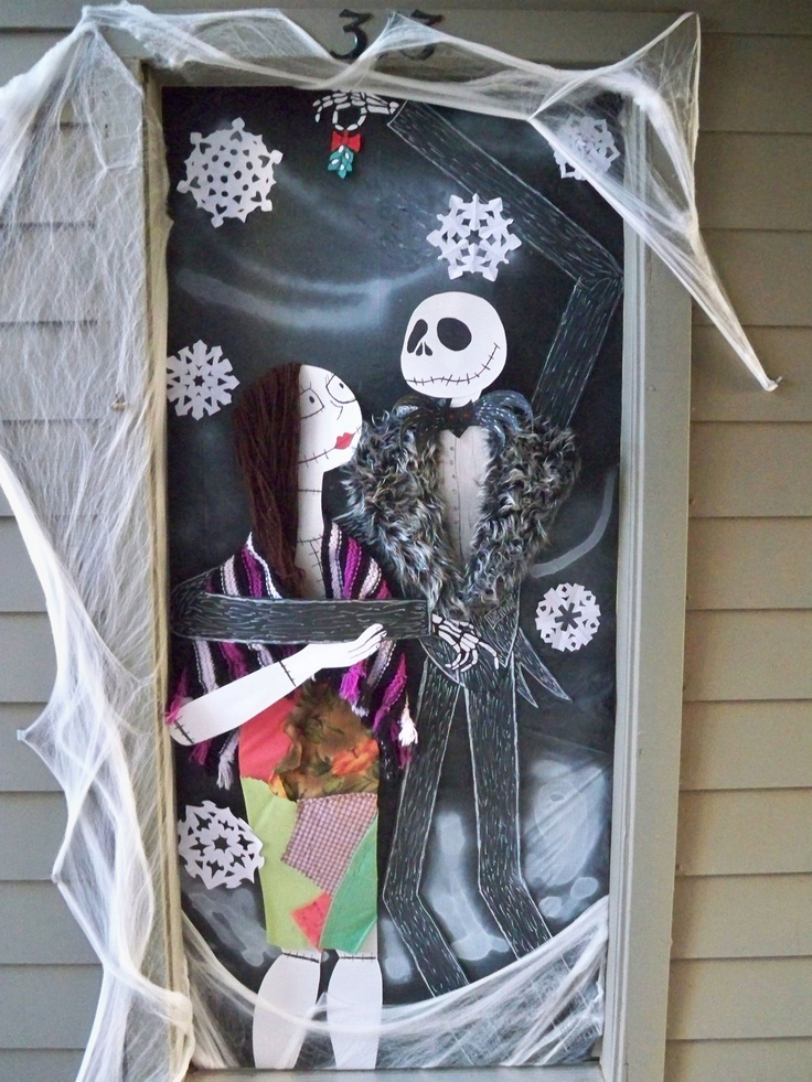 Disney-theme-Halloween-Decorations