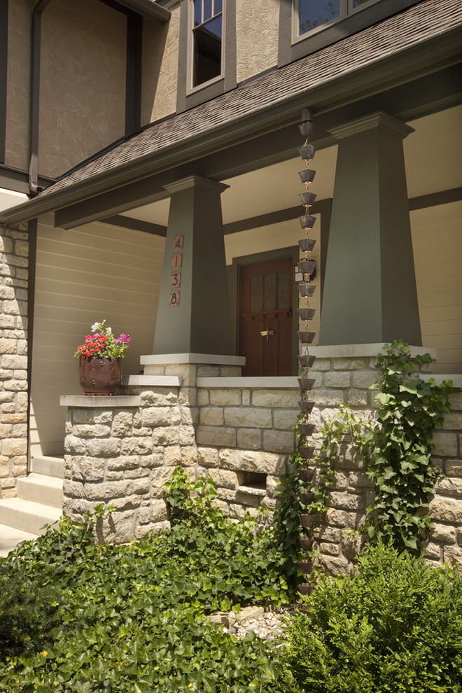Craftsman-Style-Front-Porch-Exterior-Design