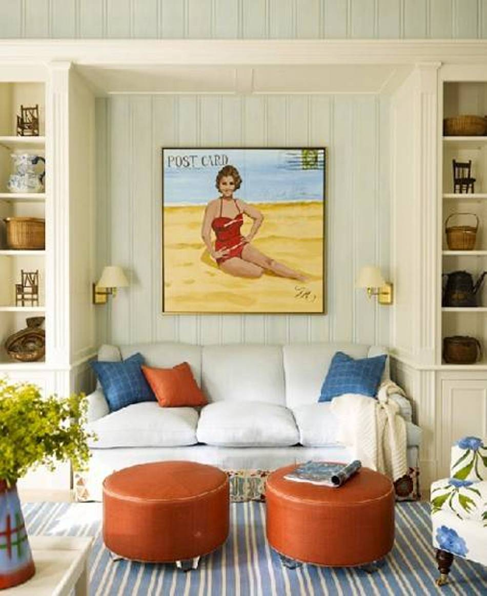 25 coolest beach style living room design ideas interior Room design site