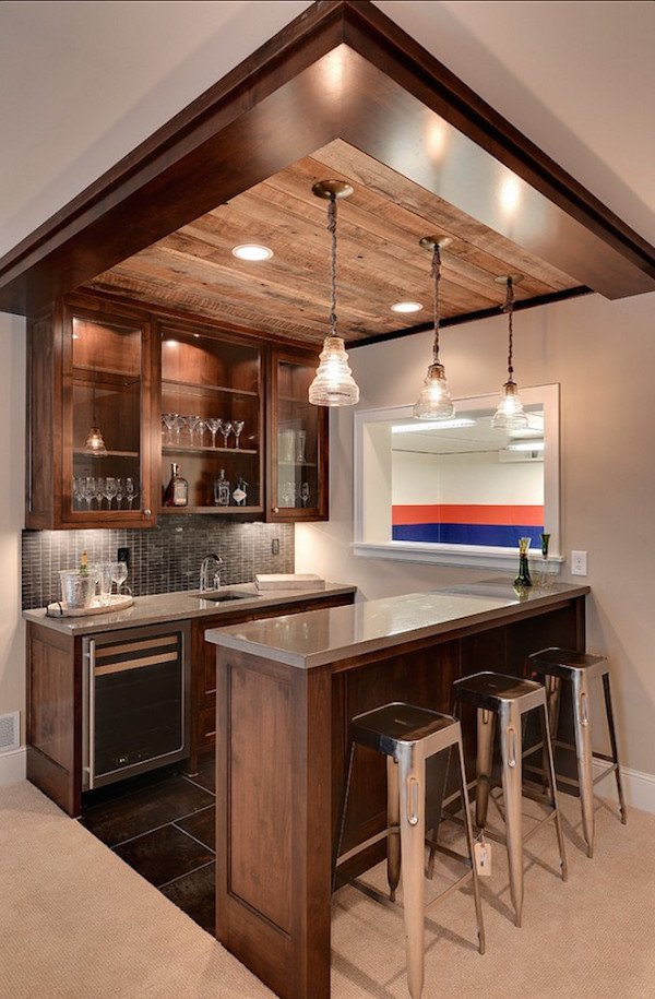 Home-Basement-Bar-Designs