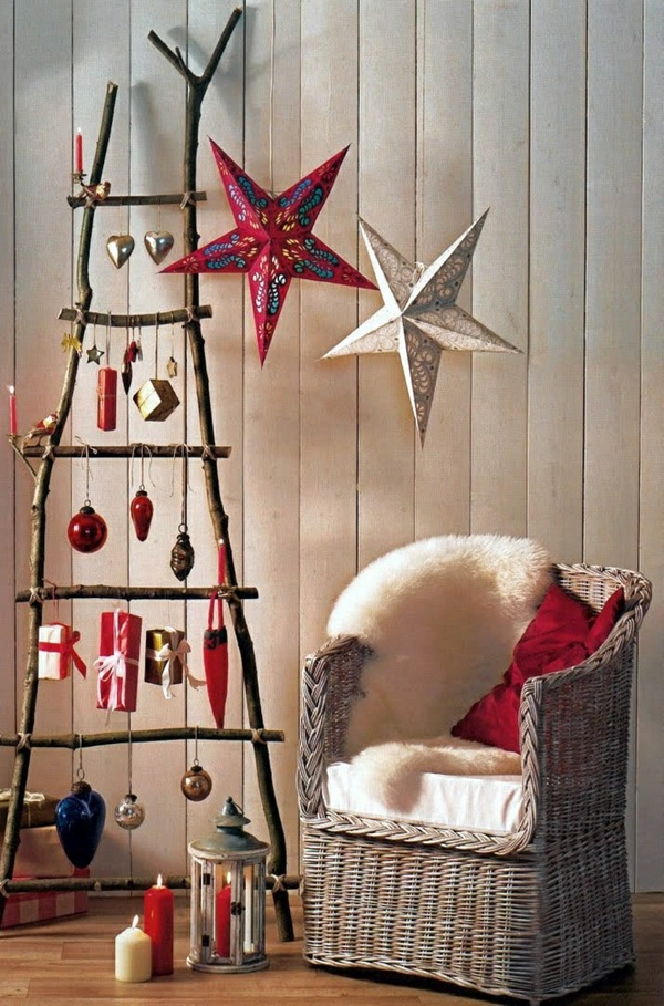 homemade-christmas-tree-ideas