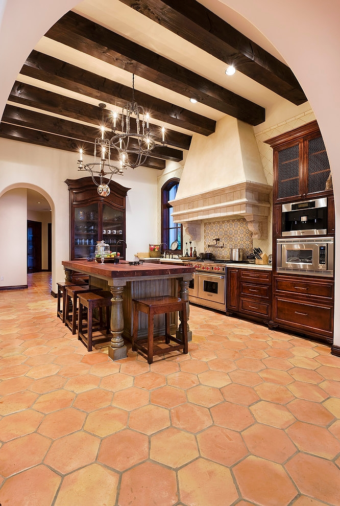 kitchen-wood-ceiling-beams-ideas