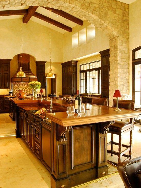 30 Fabulous Spanish Kitchen Design Ideas Interior Vogue
