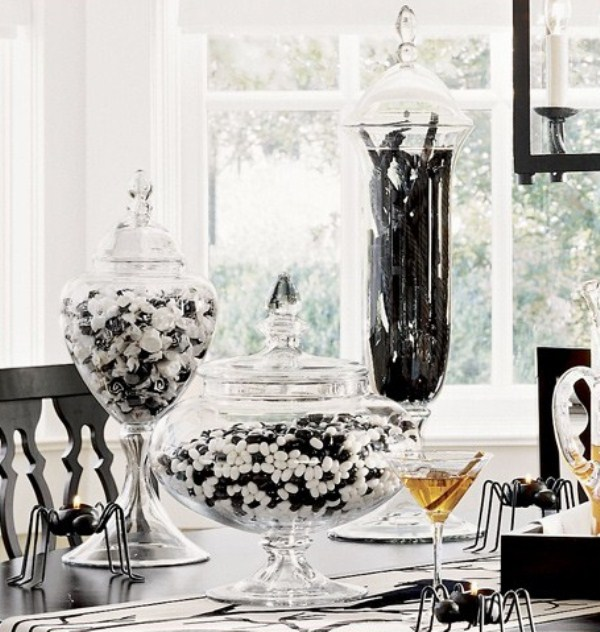 ideas-for-elegant-black-and-white-halloween