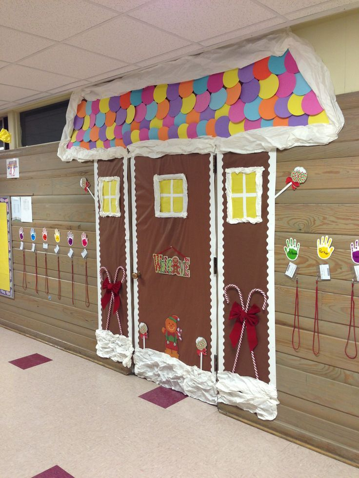 Classroom Decoration Idea ~ Marvelous classroom decoration for christmas interior