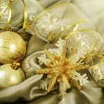40 Dazzling Christmas Ornament Decoration Ideas