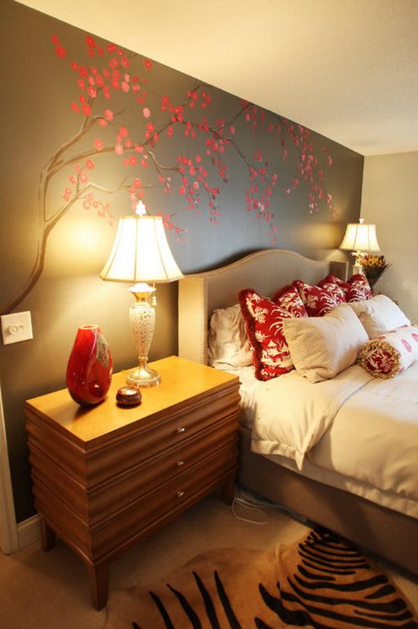 60 Amazing Bedroom Wall Design Ideas - Interior Vogue on Amazing Bedroom Ideas  id=94972