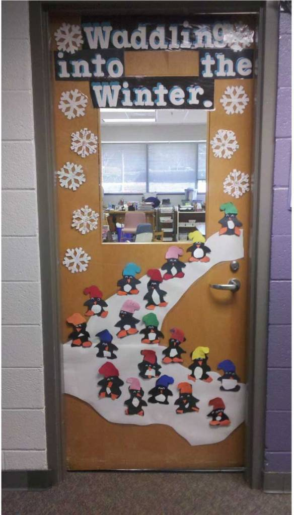penguin-classroom-door-decoration