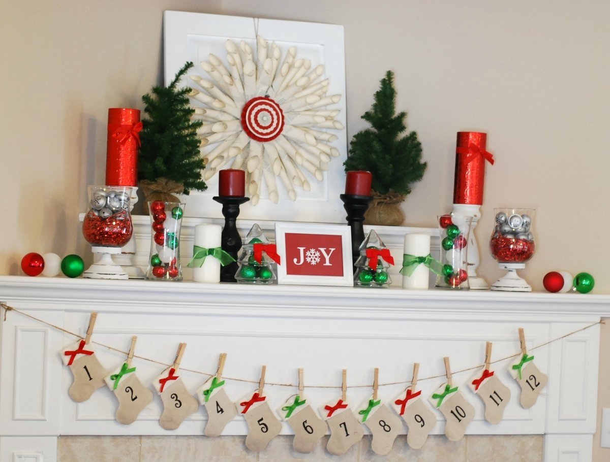 40 Outstanding Diy Christmas Decoration Ideas Interior Vogue
