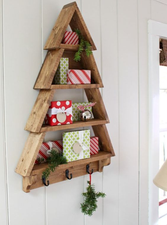a-wall-tree-that-doubles-as-a-shelf-is-a-cool-idea