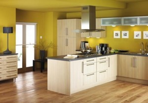 Fascinating Kitchen Wall Color Ideas