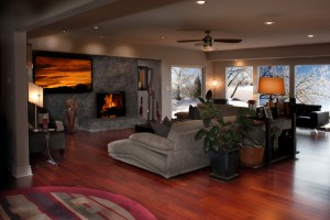 Living Room Ideas With Hardwood Floors