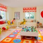 Interesting And Joyful Colorful Kids Room Designs