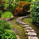 Innovative And Unique Garden Pathway Ideas