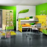 Joyful And Attractive Modern Kids Bedroom Designs